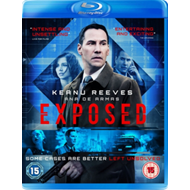 Produktbilde for Exposed (UK-import) (BLU-RAY)
