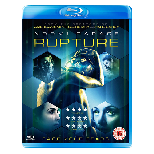 Rupture (UK-import) (BLU-RAY)