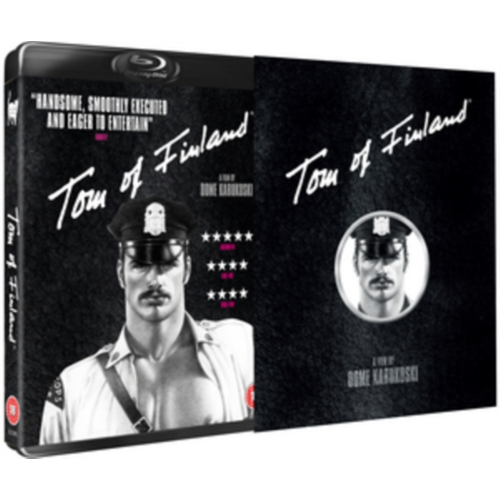 Tom Of Finland (UK-import) (BLU-RAY)