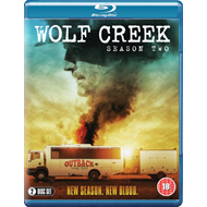 Wolf Creek: The Complete Second Series (UK-import) (BLU-RAY)
