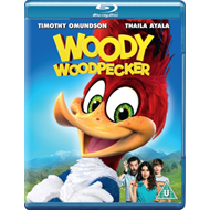 Woody Woodpecker (UK-import) (BLU-RAY)