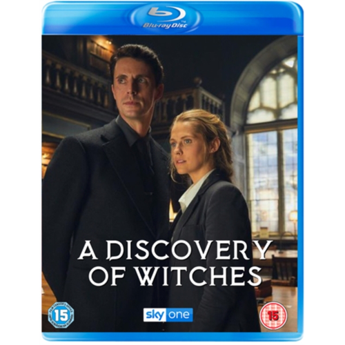 Discovery Of Witches (UK-import) (BLU-RAY)