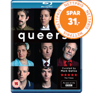 Produktbilde for Queers (UK-import) (BLU-RAY)