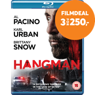 Produktbilde for Hangman (UK-import) (BLU-RAY)