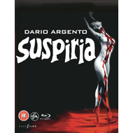 Suspiria (UK-import) (BLU-RAY)
