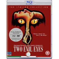 Produktbilde for Two Evil Eyes (UK-import) (BLU-RAY)