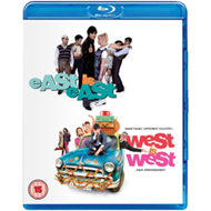 Produktbilde for East Is East/West Is West (UK-import) (BLU-RAY)