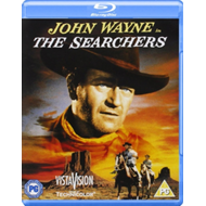 Produktbilde for The Searchers (UK-import) (BLU-RAY)