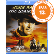 The Searchers (UK-import) (BLU-RAY)