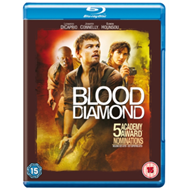 Blood Diamond (UK-import) (BLU-RAY)