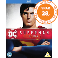 Produktbilde for Superman: The Movie (UK-import) (BLU-RAY)