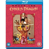 Produktbilde for Enter The Dragon (UK-import) (BLU-RAY)