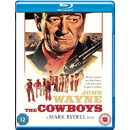 Produktbilde for The Cowboys (UK-import) (BLU-RAY)