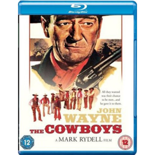 The Cowboys (UK-import) (BLU-RAY)