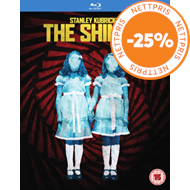 Produktbilde for The Shining (UK-import) (BLU-RAY)