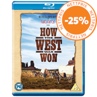 Produktbilde for How The West Was Won (UK-import) (BLU-RAY)