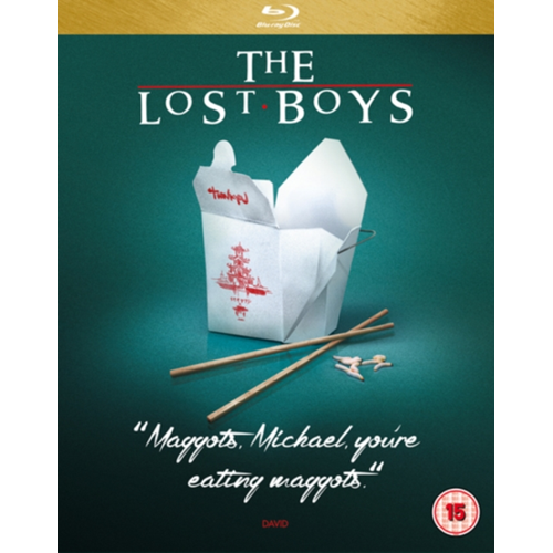 The Lost Boys (UK-import) (BLU-RAY)