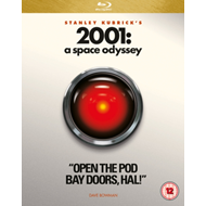 Produktbilde for 2001 - A Space Odyssey (UK-import) (BLU-RAY)