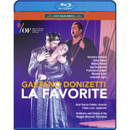 La Favorite: Opera Di Firenze (Luisi) (UK-import) (BLU-RAY)