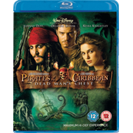 Produktbilde for Pirates Of The Caribbean: Dead Man's Chest (UK-import) (BLU-RAY)