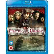 Produktbilde for Pirates Of The Caribbean: At World's End (UK-import) (BLU-RAY)