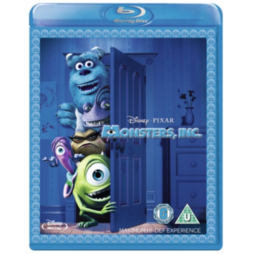 Monsters, Inc. (UK-import) (BLU-RAY)