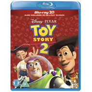 Toy Story 2 (UK-import) (Blu-ray 3D + Blu-ray)