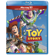 Toy Story (UK-import) (Blu-ray 3D + Blu-ray)