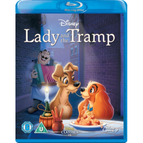 Lady And The Tramp (UK-import) (BLU-RAY)