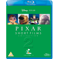 Produktbilde for Pixar Short Films Collection: Volume 2 (UK-import) (BLU-RAY)