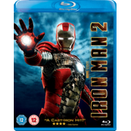 Produktbilde for Iron Man 2 (UK-import) (BLU-RAY)