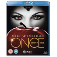Once Upon A Time: The Complete Third Season (UK-import) (BLU-RAY)