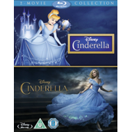 Produktbilde for Cinderella: 2-Movie Collection (UK-import) (BLU-RAY)