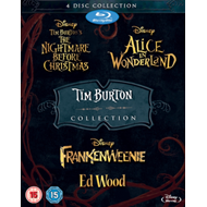 Produktbilde for Tim Burton Collection (UK-import) (BLU-RAY)