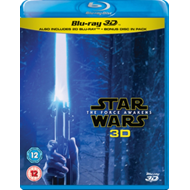 Star Wars: The Force Awakens (UK-import) (BLU-RAY)