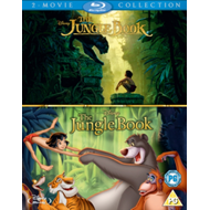 Jungle Book: 2-Movie Collection (UK-import) (BLU-RAY)
