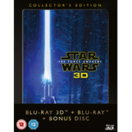 Produktbilde for Star Wars: The Force Awakens (UK-import) (Blu-ray 3D + Blu-ray)