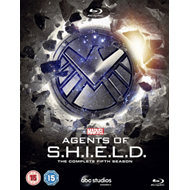 Marvel's Agents Of S.H.I.E.L.D. - Sesong 5 (UK-import) (BLU-RAY)