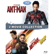 Produktbilde for Ant-Man: 2-Movie Collection (UK-import) (BLU-RAY)