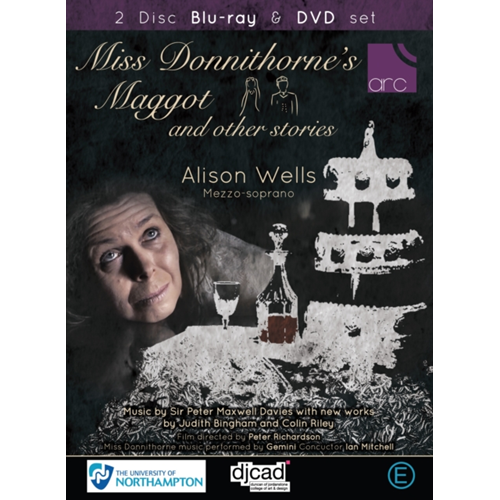Miss Donnithorne's Maggot And Other Stories (UK-import) (BLU-RAY)