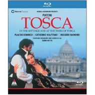 Tosca: In The Settings And At The Times Of Tosca (UK-import) (BLU-RAY)