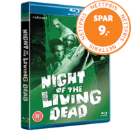 Produktbilde for Night Of The Living Dead (UK-import) (BLU-RAY)