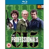 Professionals: Mkiv (UK-import) (BLU-RAY)
