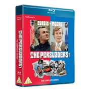 Produktbilde for The Persuaders!: Complete Series (UK-import) (BLU-RAY)