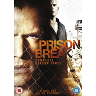 Produktbilde for Prison Break: Complete Season Three (UK-import) (BLU-RAY)