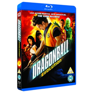 Dragonball Evolution (UK-import) (BLU-RAY)