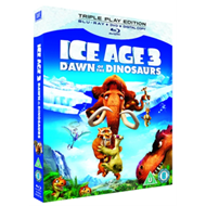 Ice Age: Dawn Of The Dinosaurs (UK-import) (BLU-RAY)