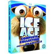 Ice Age 1-3 (UK-import) (BLU-RAY)