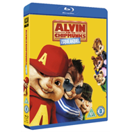 Alvin And The Chipmunks 2 - The Squeakquel (UK-import) (BLU-RAY)