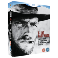 Produktbilde for Clint Eastwood Collection (UK-import) (BLU-RAY)